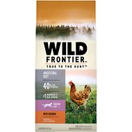 Nutro Wild Frontier Indoor Adult Open Valley Recipe Chicken Flavor High-Protein Grain-Free Dry Cat Food, 5-lb bag