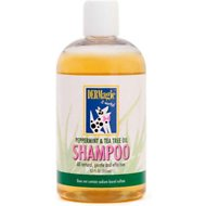 DERMagic Peppermint & Tea Tree Oil Dog Shampoo, 12-oz