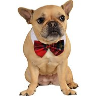 Rubie's Costume Company Christmas Dog Bow Tie, Small/Medium