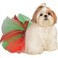 Rubie's Costume Company Christmas Dog & Cat Tutu, Small/Medium