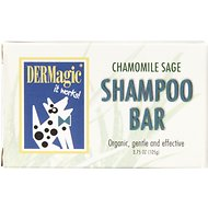 DERMagic Chamomile Sage Dog Shampoo Bar, 3.75-oz