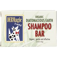 DERMagic Diatomaceous Earth Dog Shampoo Bar, 3.75-oz