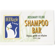DERMagic Cat Shampoo Bar, 3.75-oz