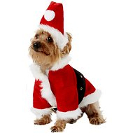 Rubie's Costume Company Santa Clause Dog Costume, Small