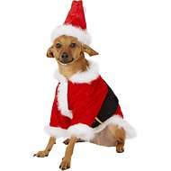 Rubie's Costume Company Santa Clause Dog Costume, Medium