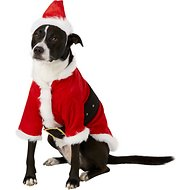 Rubie's Costume Company Santa Clause Dog Costume, Large