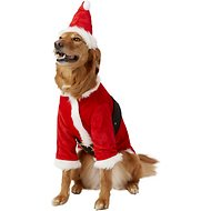 Rubie's Costume Company Santa Clause Dog Costume, X-Large