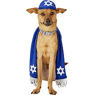Rubie's Costume Company Yarmulke Dog Tallis, Small/Medium
