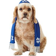 Rubie's Costume Company Yarmulke Dog Tallis, Medium/Large