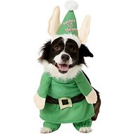 Rubie's Costume Company Santa's Helper Dog Costume, Medium
