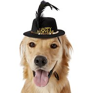 Rubie's Costume Company Happy New Year Dog Hat, Medium/Large