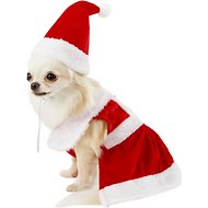 Rubie's Costume Company Mrs. Claus Dog Costume, Small