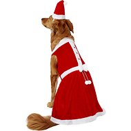 Rubie's Costume Company Mrs. Claus Dog Costume, X-Large