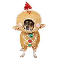 Rubie's Costume Company Gingerbread Dog Costume, Medium