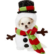 Rubie's Costume Company Snowman Dog Costume, Small