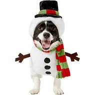 Rubie's Costume Company Snowman Dog Costume, Medium