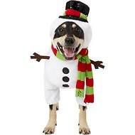 Rubie's Costume Company Snowman Dog Costume, Large