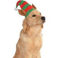 Rubie's Costume Company Elf Dog Hat with Ears, Small/Medium