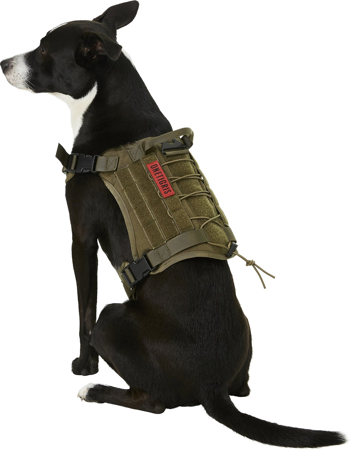 Tactical Service Vest Dog