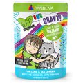 BFF OMG Shazaam! Lamb & Tuna Dinner in Gravy Grain-Free Cat Food Pouches