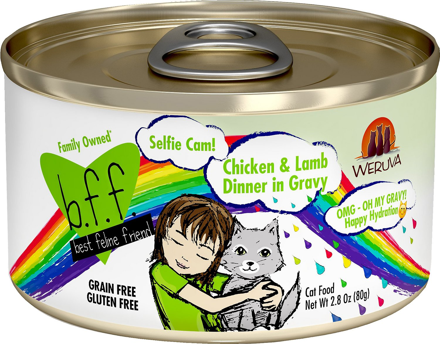 Bff Canned Cat Food Reviews