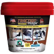 Traction Magic Ice Management Agent, 15-lb bucket