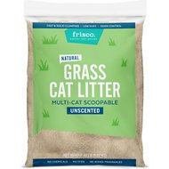 Frisco All Natural Unscented Clumping Grass Cat Litter