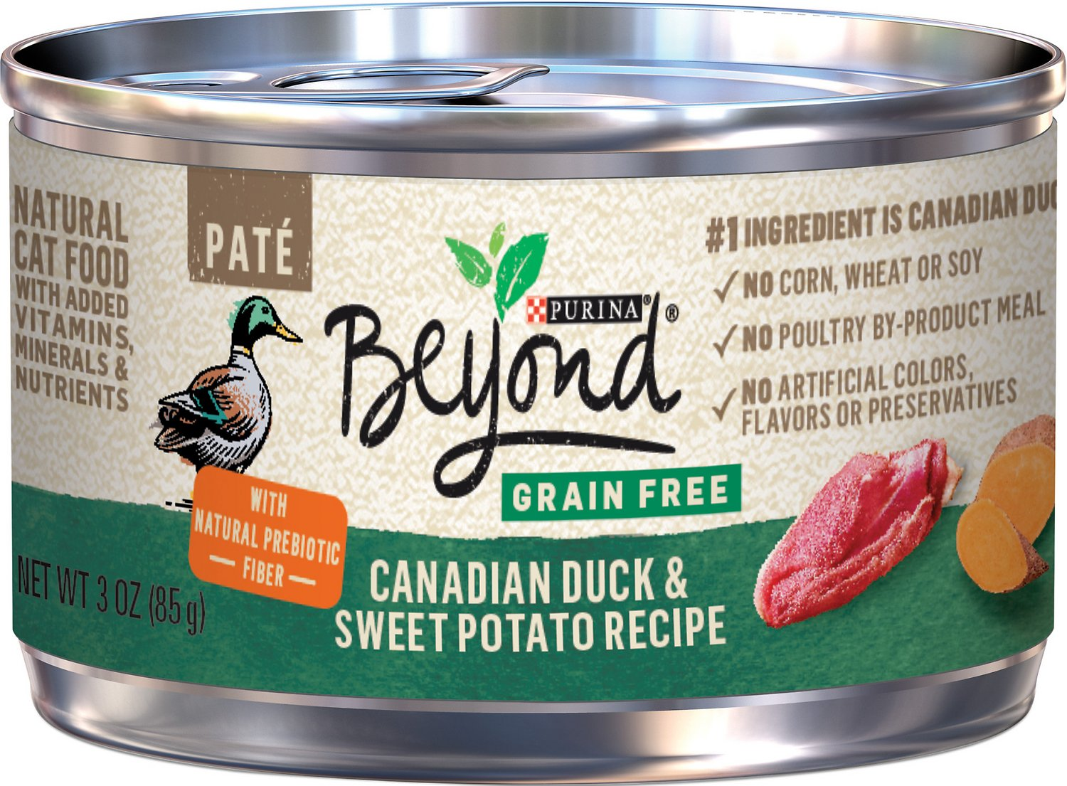 Purina Beyond Grain Free Canned Cat Food Reviews