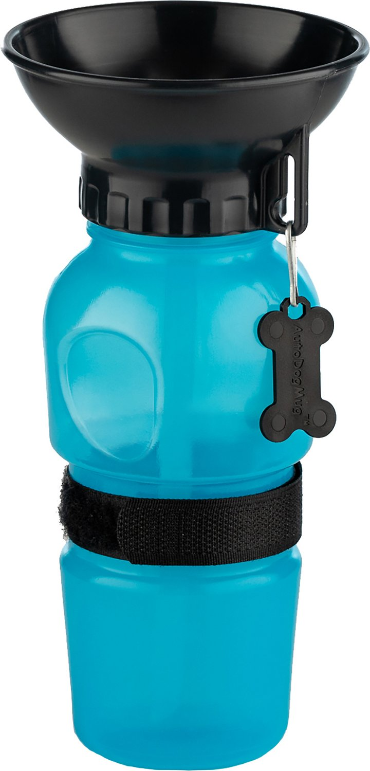 Highwave Autodogmug Portable Dog Water Bottle Amp Bowl 20