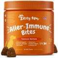 Zesty Paws Aller-Immune Bites Lamb Flavor Immune System Soft Chews Dog Supplement