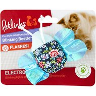 Petlinks Blinking Beetle Electronic Nighttime Light Cat Toy