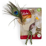Petlinks HyperNip Playful Peacock Cat Toy