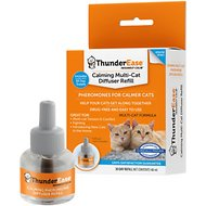 ThunderEase Multi-Cat Calming Diffuser Refill