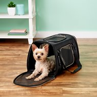Gen7Pets Commuter Pet Carrier, Black