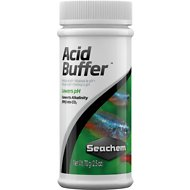Seachem Acid Buffer Water Treatment, 2.5-oz jar