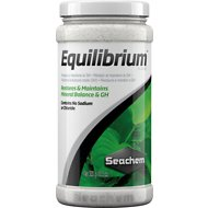 Seachem Equilibrium Mineral Balance & GH Water Treatment, 10.5-oz jar