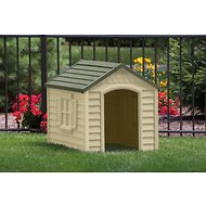 Suncast DH250 Deluxe Dog House