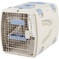 Suncast Deluxe Beige Pet Carrier