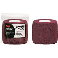 3M VetRap Equine Bandaging Tape, 2-in, Burgundy