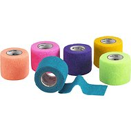 3M VetRap Assorted Bright Colors Equine Bandaging Tape, 2-inch, 18 count