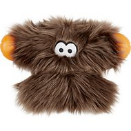 West Paw Rowdies Fergus Dog Toy, Pewter