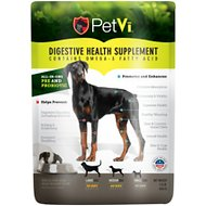 PetVi Digestive Health Dog Supplement, 1-lb bag