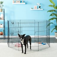 Paws & Pals Collapsible Wire Exercise Pen, 36-in