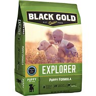 Black Gold Explorer Puppy Formula Dry Dog Food, 40-lb bag