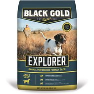 Black Gold Explorer Original Performance Formula 26/18 Dry Dog Food, 50-lb bag