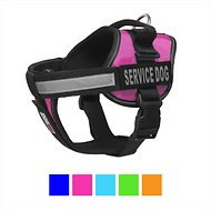 Dogline Unimax Multi Purpose Service Dog Harness, Pink, Large