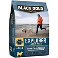 Black Gold Explorer Ocean Catch Formula with Salmon & Whitefish Grain-Free Dry Dog Food