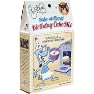 The Lazy Dog Cookie Co. Bake-at-Home Vanilla Birthday Cake Mix Dog Treat