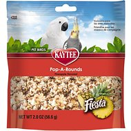 Kaytee Fiesta Pop-A-Rounds Pineapple Bird Food, 2-oz bag