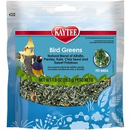 Kaytee Forti-Diet Pro Health Bird Greens, 1-oz bag
